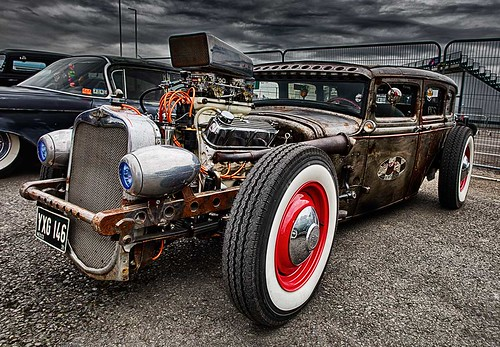 1931 Ford Hot Rod.