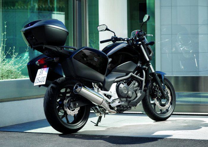 Honda NC 700 S 2012 - 13