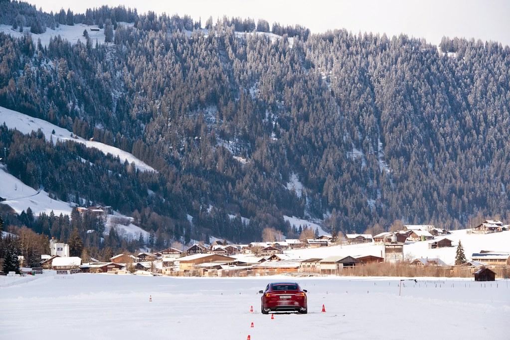 25.1.15:  Winterfahrtraining St.Stephan