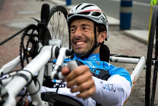 Handbike I Ion Galarraga - Inspiration and Passion
