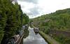 Rochdale Canal, Hebden Bridge