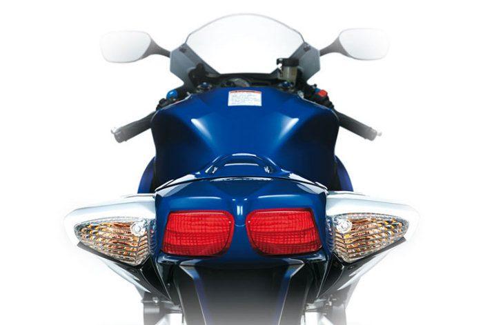 Suzuki 600 GSX-R 2009 - 0