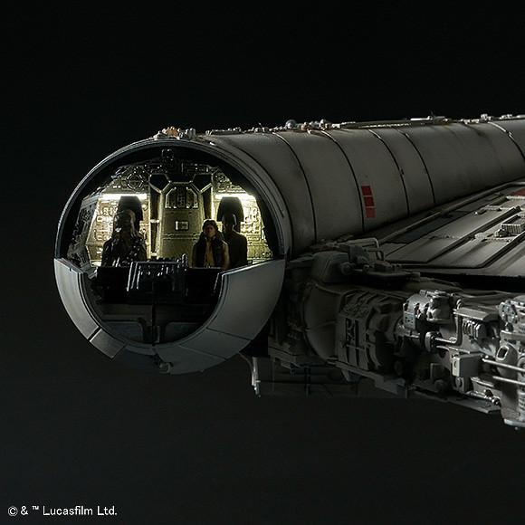 銀河系最快的走私飛船!反抗軍英雄們的最終堡壘 - 《星際大戰》千年鷹號 專題報導