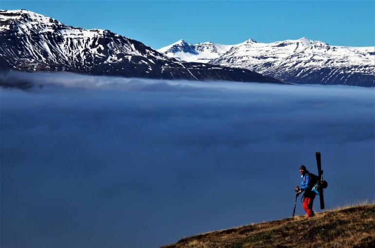 Kade tade Islandom, ale hlavne za snehom, časť 2.
