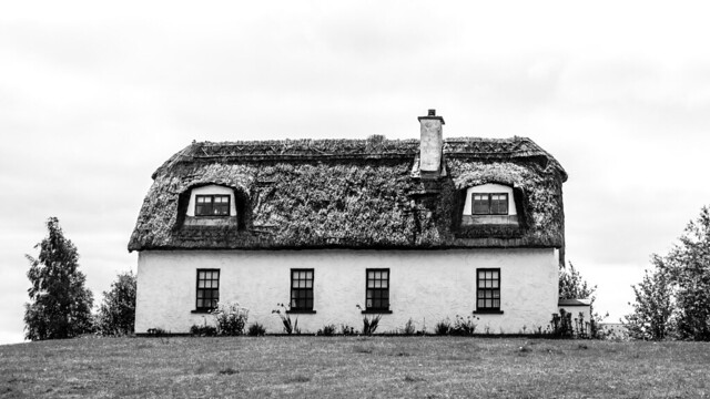 Ireland - Kinvara - Cottage