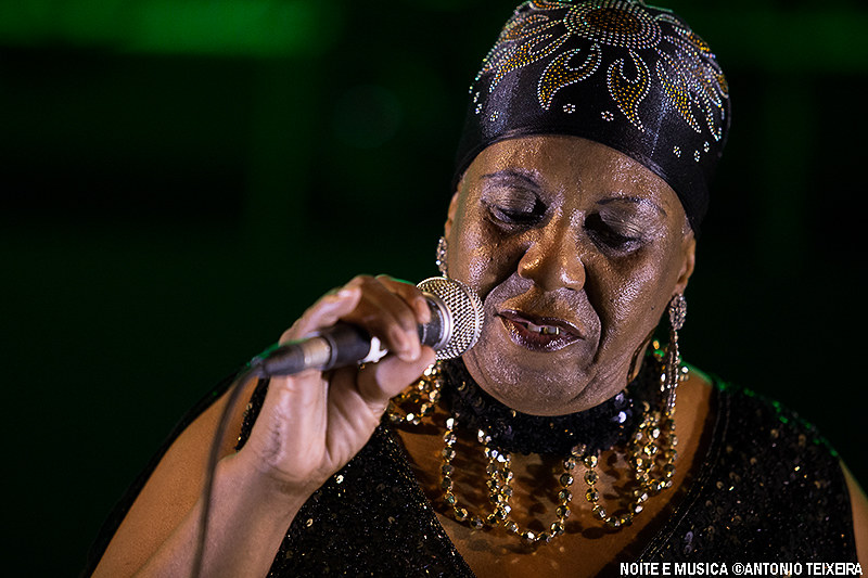 Shirley King - Porto Blues Fest '17