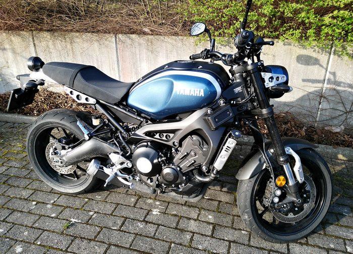 Yamaha XSR 900 2016 - 6