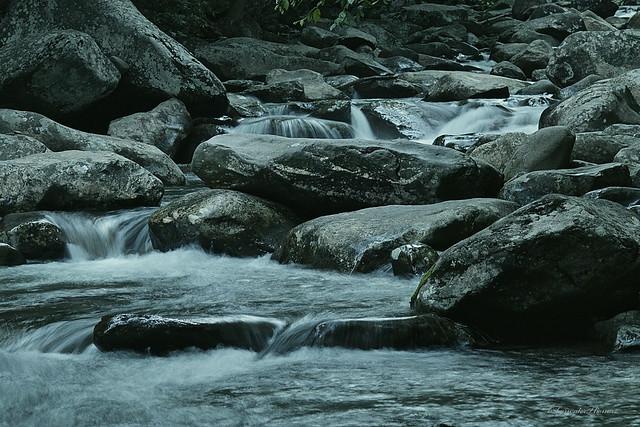 Cold Mountain Stream, Canon EOS 70D, Canon EF 28-90mm f/4-5.6