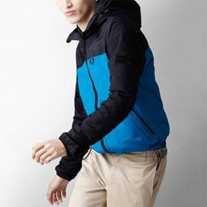 Picture of Outwear Blue 100