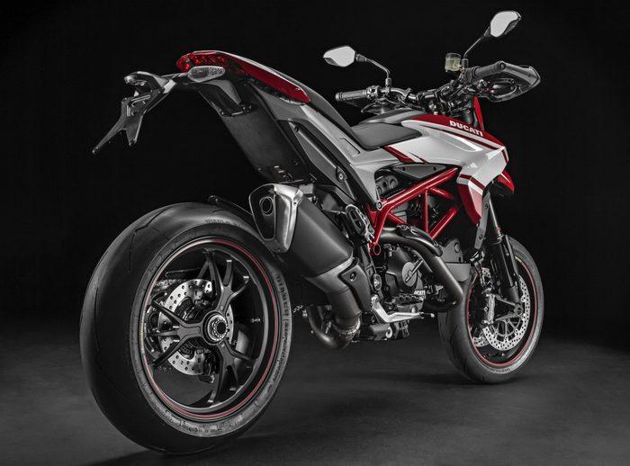 Ducati HM 821 Hypermotard SP 2015 - 9