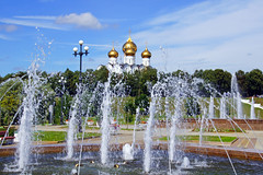 Singing Fountains on the Arrow, Yaroslavl
