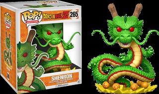 我認識的神龍哪有這麼可愛~~FUNKO POP! ANIMATION 系列【七龍珠Z】神龍 Dragon Ball Z - Shenron