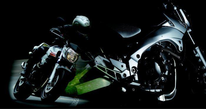Suzuki GSR 600 2006 - 12