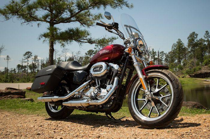 Harley-Davidson XL 1200 T SUPERLOW 2014 - 14