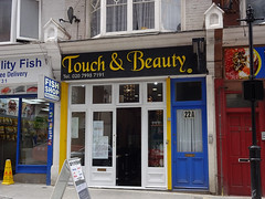 Picture of Touch And Beauty, 22 Surrey Street