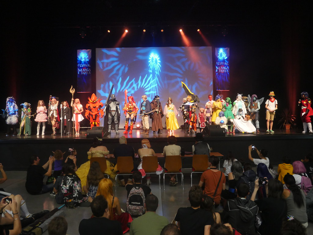 related image - Concours Cosplay - MangaMania - Montélimar -2017-06-03- P2090486