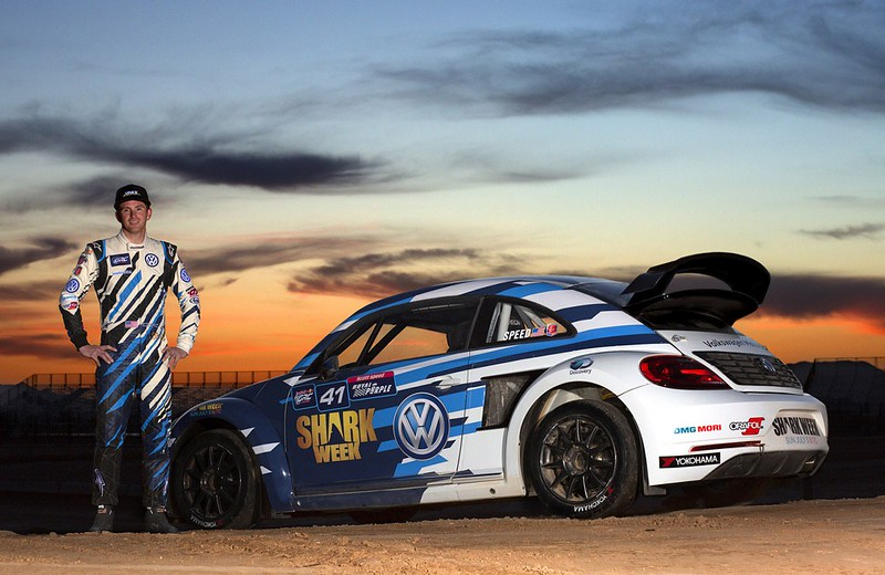 VW Beetle GRC - Scott Speed