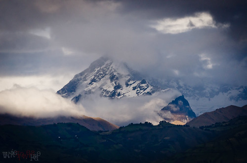 équateur ecuador travel voyage reise amérique america amériquedusud southamerica südamerika riobamba elaltar montagne mountains berg cordilleradelosandes cordillèredesandes andes andeanmountains anden volcan volcano volcán paysage landscape landschaft nuages nebel clouds light lumière glace glacier ice icefield nikon d7000 d7k flickrtravelaward