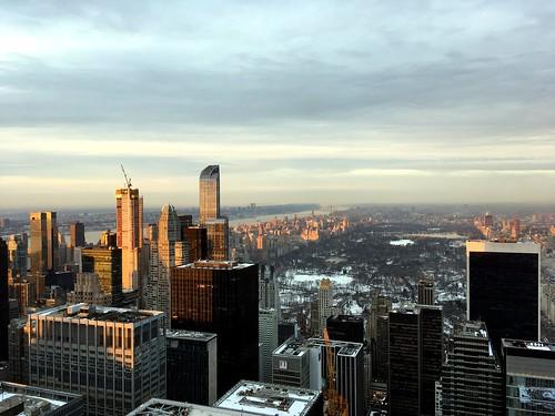 building sunset city
