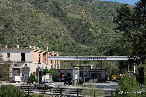 Torvizcón, gasolinera