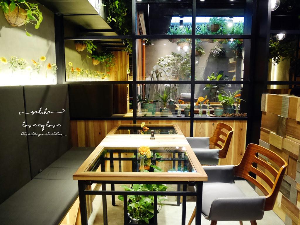 台北信義區花店咖啡館餐廳推薦FUJI FLOWER CAFE (7)