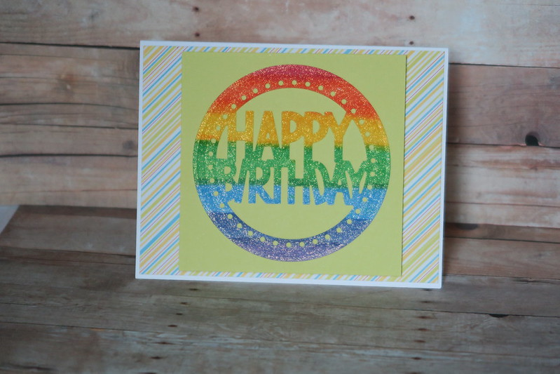 OCC Sparkle and Shine - Rainbow Birthday