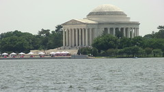 Washington D.C.: Thomas Jefferson Memorial & Tidal Basin