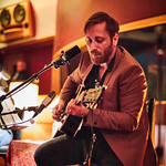 Mon, 15/05/2017 - 6:33pm - Dan Auerbach performs for a small group of WFUV members at Electric Lady Studios in New York City, 5/15/17. Hosted by Rita Houston. Photo by Gus Philippas