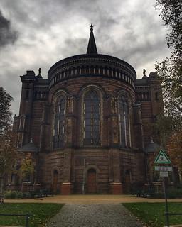 Iglesia Zionskirche - SION