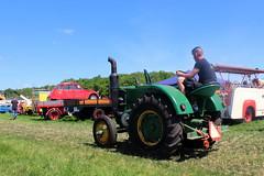 Soci�t� Fran�aise Vierzon (SFV) tractor