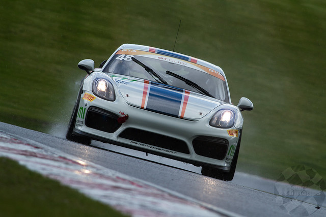 GT Cup Championship Fox Motorsport Porsche Cayman GT4