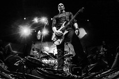 The Devin Townsend Project live at The Midland 2017