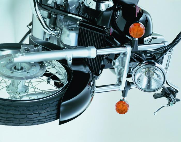 Honda 125 Shadow VT 2006 - 7