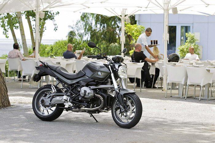 BMW R 1200 R 2013 - 5