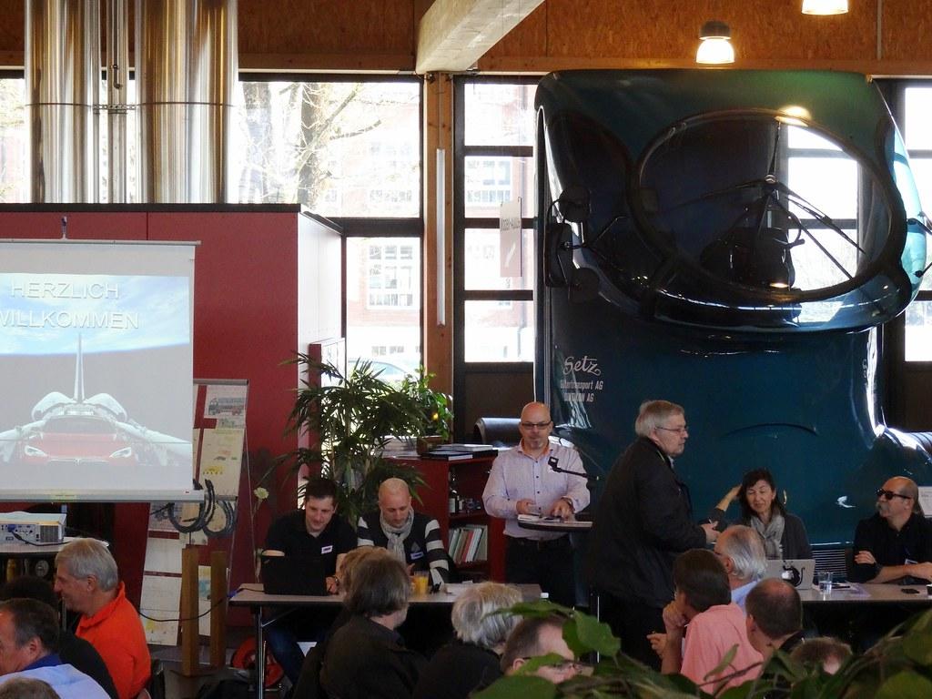 28.03.15: 3.GV @ Setz Automobilmuseum