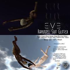 E.V.E Rapunzel Mesh Glitter [Info]