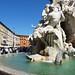 Piazza Navona – Fontana dei Quattro Fiumi, foto: Petr Nejedlý