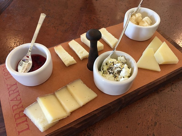 Imported and local cheeses - Barboursville Vineyards