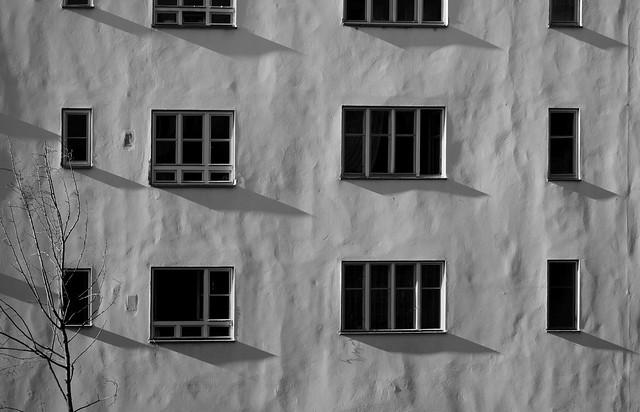 Schattenseiten des Wohnens