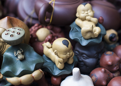 Chinese Pottery Babies