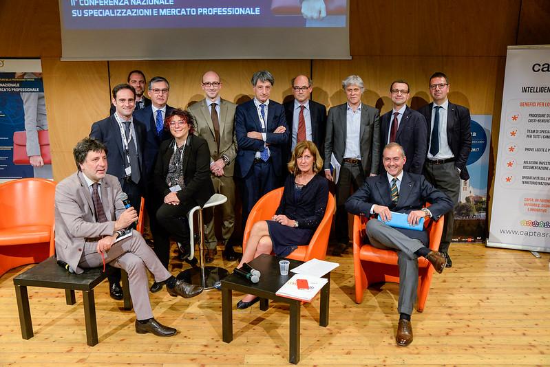 Congresso Ancona 1 - Conferenza specializzazioni 12 maggio 2017