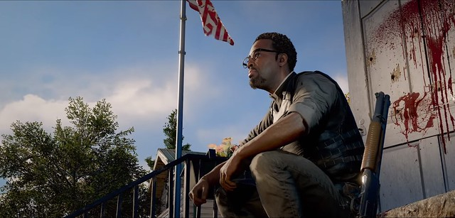 Far Cry 5 - Župnik Jerome Jeffries