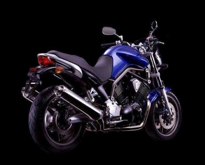 Yamaha BT 1100 BULLDOG 2002 - 20