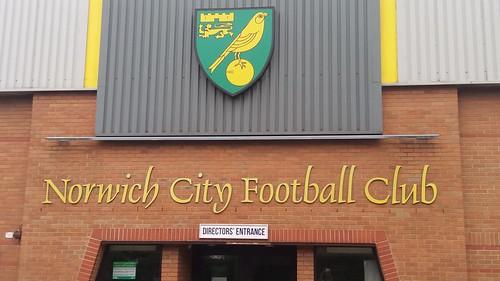 Norwich City, Carrow Road - May 2017