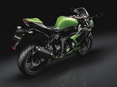 Kawasaki ZX-6 R 636 2013 - 12