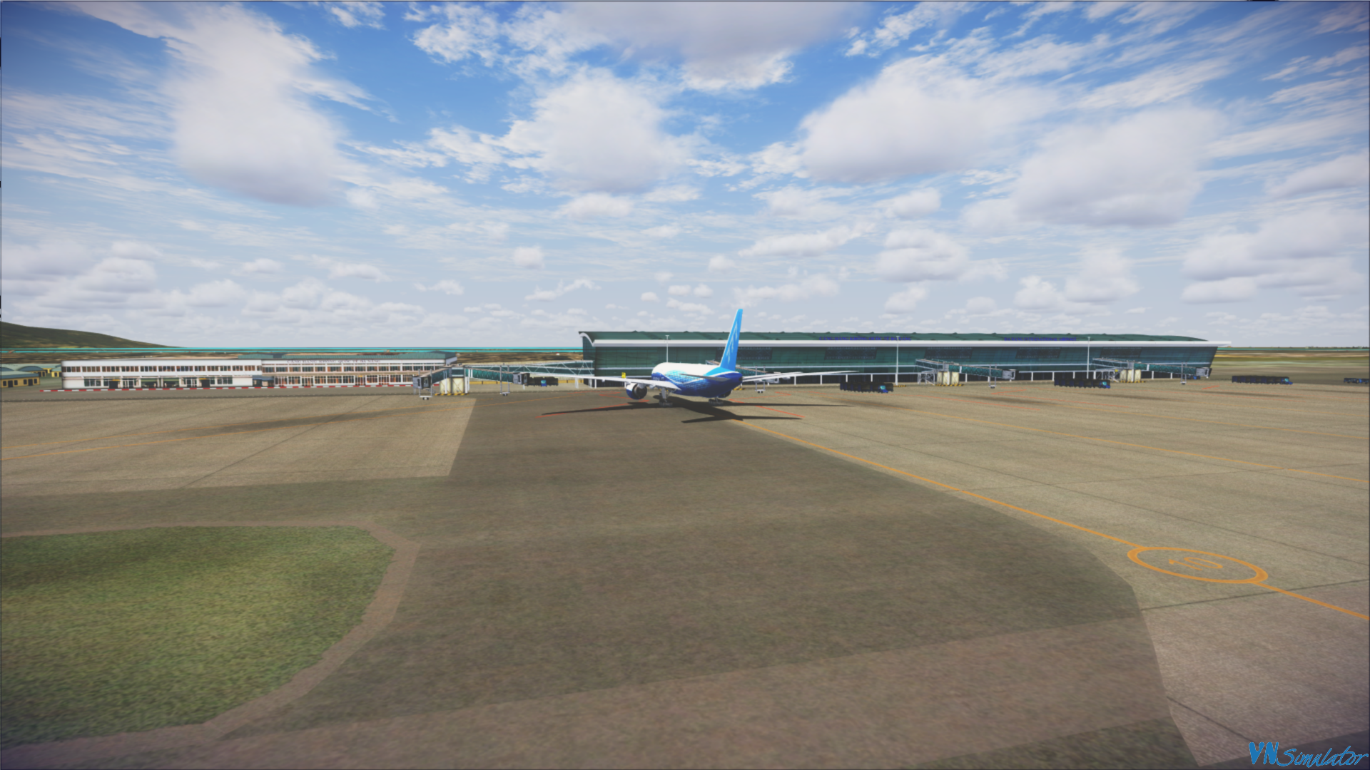 FSX/P3D - FBS - Da Nang International Airport X | Viet Nam