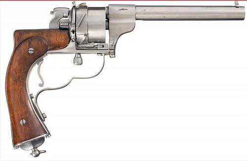 Revolver Dartein Zig-Zag Style