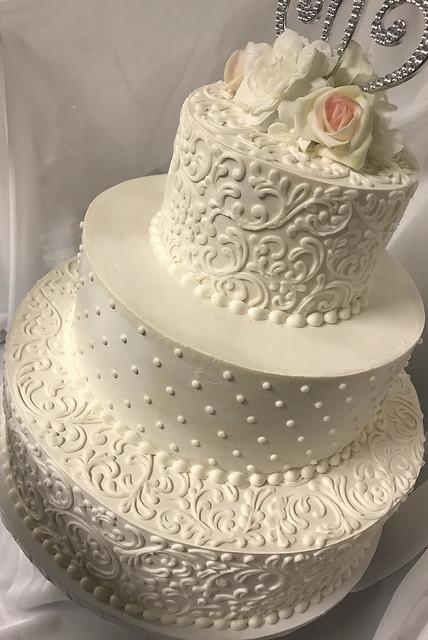 Cake by Melissa Ashley Daniel