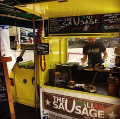 The Italian Sausage in #bristol
