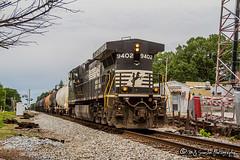 NS 9402 | GE C44-9W | NS Memphis District